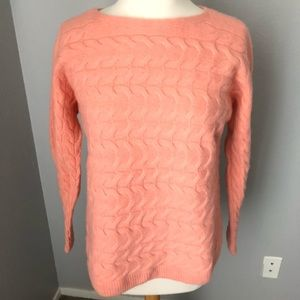 Talbots Cable Knit Sweater